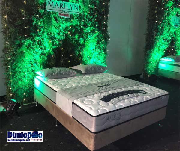Địa chỉ bán đệm Marilyn Dunlopillo uy tín tại Việt Nam