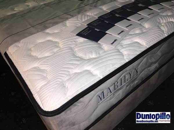 Dòng đệm Marilyn chất lượng cao thương hiệu Dunlopillo
