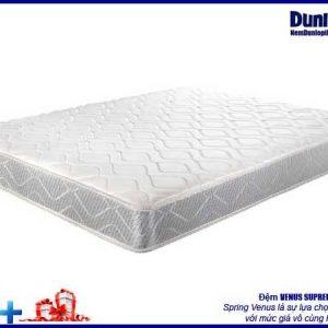 Đệm Venus Dunlopillo khuyến mại tới 25% kèm nhiều ưu đãi