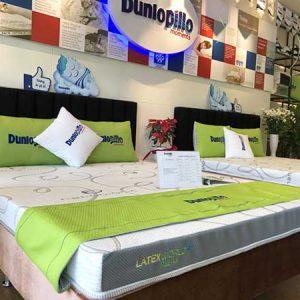 Nệm cao su Relax Dunlopillo nhập khẩu từ châu âu